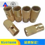 廠家定製銅燒結濾芯 銅粉末燒結管 異形燒結濾芯