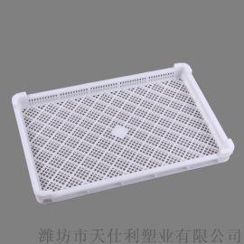 厂家600*400食品冷冻盘 肉串单冻盘 单冻器