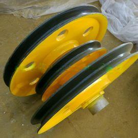 厂家货源质量保证  起重机专用16T滑轮组
