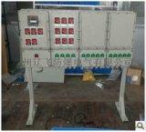 钢板焊接防爆配电箱/户外防爆照明动力配电箱