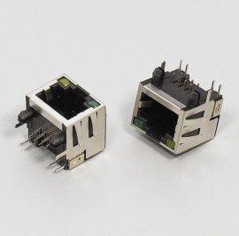 网络插座(8P8C)