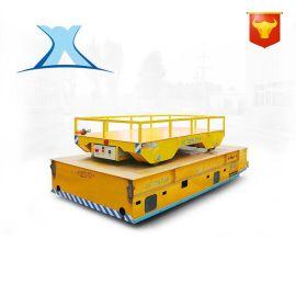 大型装载设备车间过跨车电动平车厂家