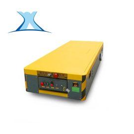 厂家  蓄电池转弯无轨电动遥控车间铸件运输设备工具车