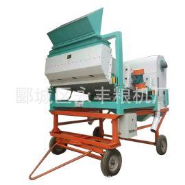 厂家**面粉厂用TYQDZ系列移动式振动清理筛