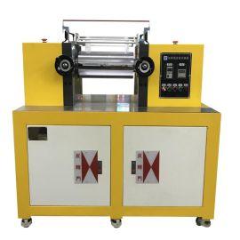 6寸橡膠研發煉膠機 小型雙輥開煉機
