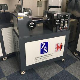 电加热开放式炼胶机 小型开炼机卓胜