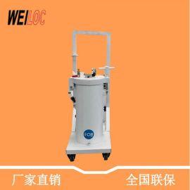 硅胶压力桶 半自动灌胶机 高速单液点胶机注胶机