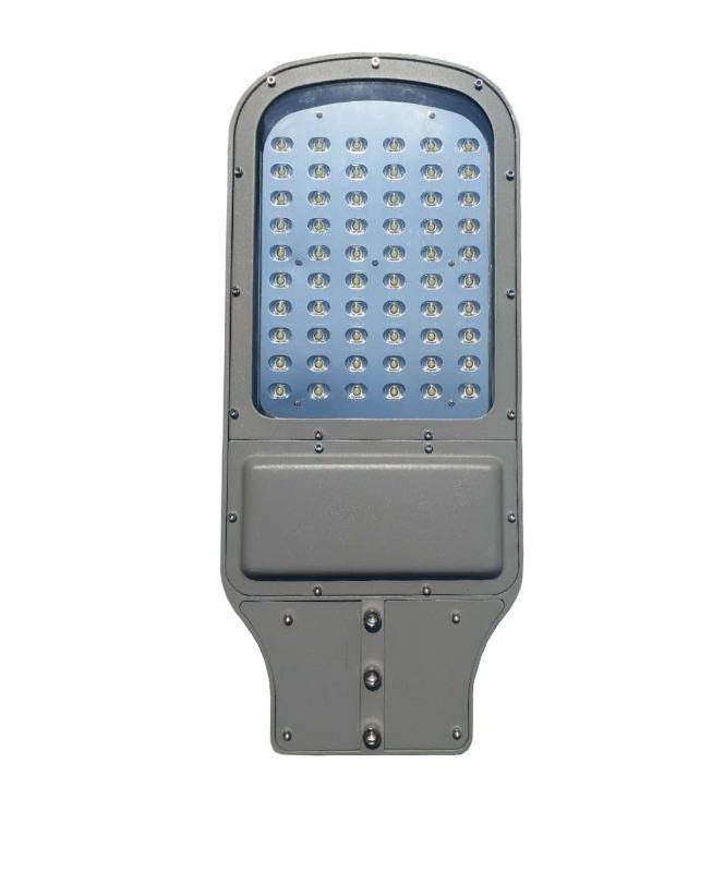 led搓衣板路灯外壳100w压铸路灯头大功率路灯