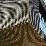 金属装饰网 金属网 不锈钢装饰网 装饰冲孔铝板网