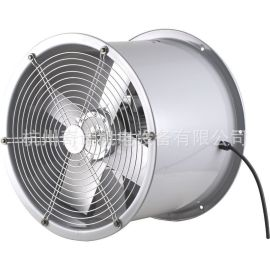 供应SFWL耐高温低噪声铝叶烤窑食品烘干专用管道轴流通风机
