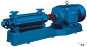 21/2GC-6*7型锅炉给水离心泵, 太平洋GC锅炉给水泵样本