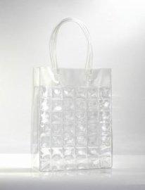 专业生产环保PVC礼品包装手提袋