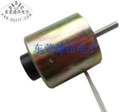 DT25自动旋转电磁铁,自动上丝机旋转电磁铁