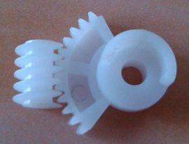 塑膠蝸杆異型齒輪   扇形齒輪