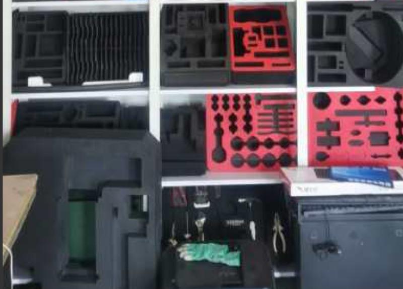 EVA塑料泡沫异形切割产品