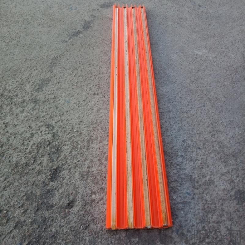 起重机安全节能滑触线  行车导电滑线  无接缝滑线