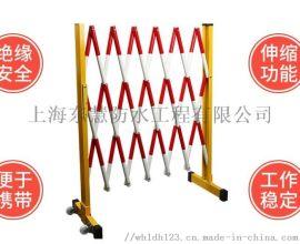 北京玻璃钢移动可伸缩护栏定做厂家