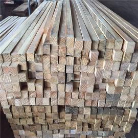 泰安地区买印尼菠萝格碳化地板**栈道立柱施工方案