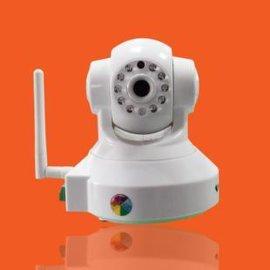 无线高清摄像头 wifi云台摄像头 智能家居摄像头 云物联