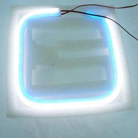 LED硅胶导光管 汽车**装饰 硅胶导光灯条