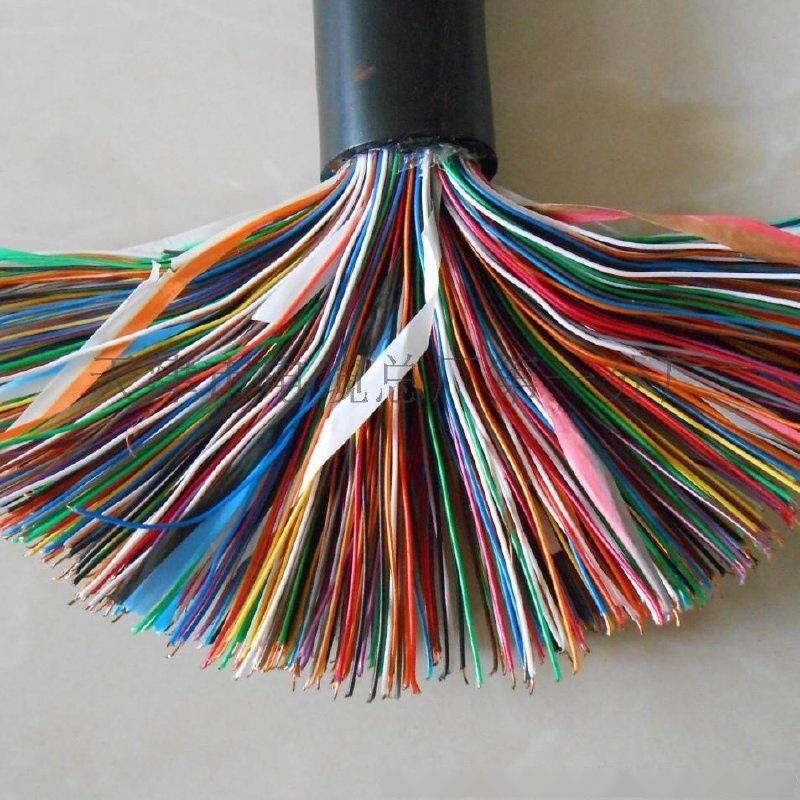 大對數通訊電纜ZRC-HPVV