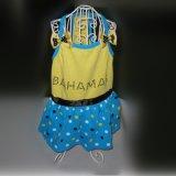 贝宠波西米亚风格小狗吊带裙