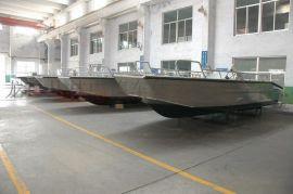 丛林3m~6m铝合金钓鱼船