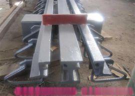 c型伸缩缝40-80型钢伸缩缝RG型梳齿伸缩缝40-120160型伸缩缝