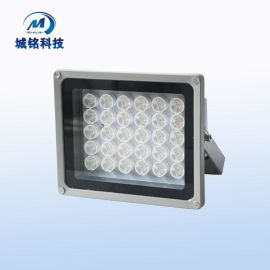 30W监控白光补光灯 led补光灯 智能交通led补光灯