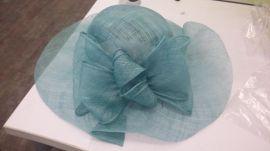 麻纱帽KF672