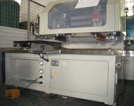 二手CCD自动对位丝印机 深圳二手影像对位网印机