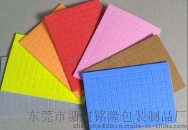 彩色背胶eva垫,彩色eva泡棉垫