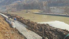 海防工程格宾石笼网 黄河流域修建治理石笼网  护坡固脚