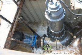 潜水排污泵 高扬程潜水排污泵-大流量自动搅匀潜水排污泵