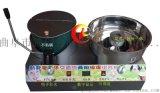 彩色花式棉花糖机和不粘锅电动爆米花组合机