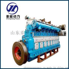 供應瓦斯氣發電機組  重能動力  燃氣發電機組