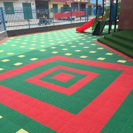 幼兒園拼裝地板廠家@懸浮地墊廠家@輪滑場塑料拼裝地板廠家