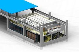 阁楼货架供应商上海里合货架,专业生产阁楼,钢平台