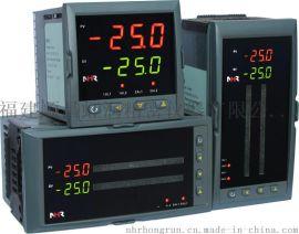 虹润NHR-5200,160*80智能数字显示调节仪