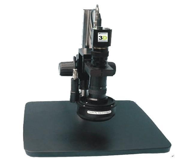 三维视频显微镜
