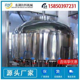 饮料设备 矿泉水生产线 果汁饮料灌装机 热灌装三合一灌装机
