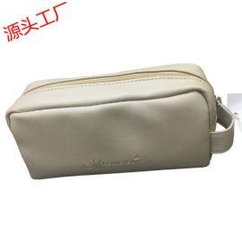 工厂定制化妆包收纳包袋长方形随身防水旅行便携迷你手机收纳袋
