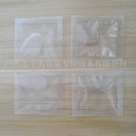 中凯厂家供应化工液体物料背封包装机 化学成分液体 液体袋包装
