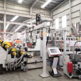 金韦尔提供GWE系列同向平形双螺杆挤出机设备
