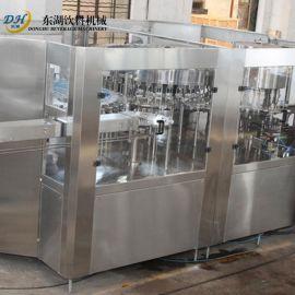 现货直供三合一含气饮料灌装机 全自动碳酸饮料灌装机生产线