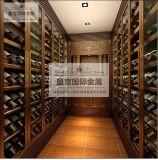 酒店不鏽鋼酒櫃酒架 家庭恆溫酒櫃定製