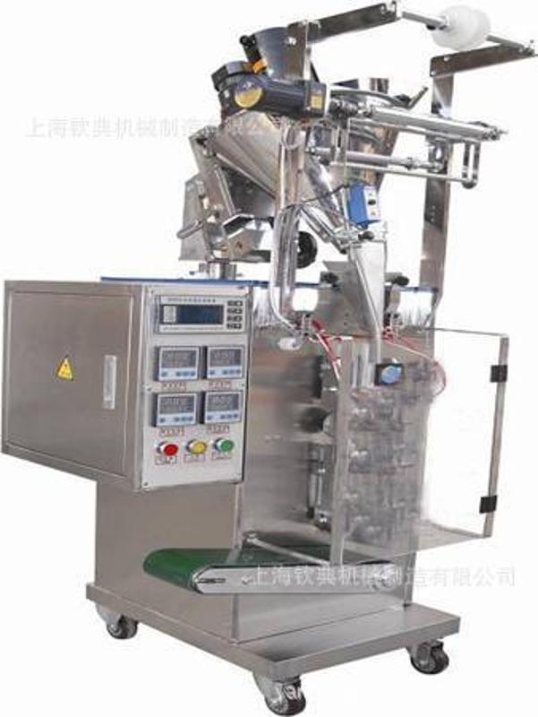 欽典QD-60三邊封粉末包裝機 價格實惠肽粉自動分裝機