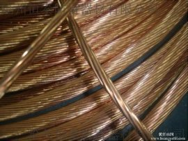陕西铜包钢绞线 恒泰铜包钢绞线散热效果好