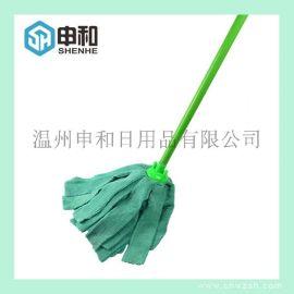 温州申和 SH-1431 毛巾布拖把头  超细纤维布 厂家直供 量大价优
