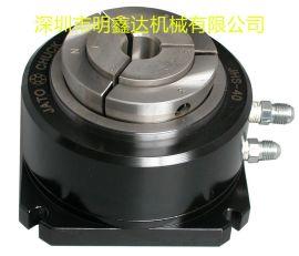 台湾朝铨JAS-40(前推式)精密固定卡盘
